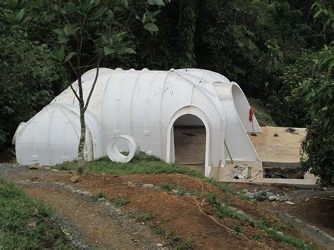 underground tiny house you can now buy pre fabricated hobbit homes to live in