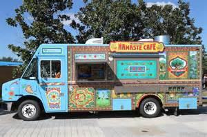 Food Trucks In New Food Trucks Park In Downtown Disney Westside