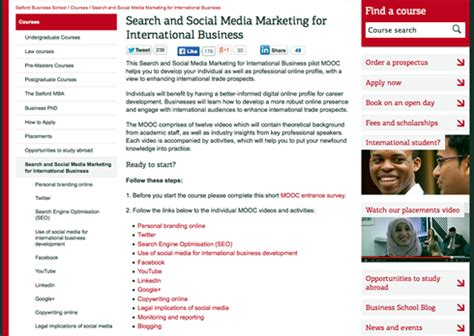 Mba Official Website by Salford Mba Review I Made The Right Choice