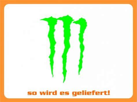 Autoaufkleber Monster by Autoaufkleber Monster Kralle In Hellgr 252 N 30cm X 20cm Ebay