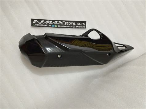 Cover Nmax Cover Knalpot Nmax Abs Nmax Sparepart Accessories
