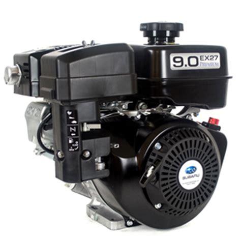 subaru 9 hp engine robin subaru ex270se5013 ex27 9 0 hp horizontal engine