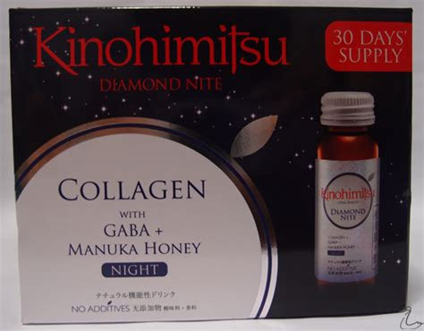 Review Everwhite Hi Collagen Drink Daily the swanple review kinohimitsu collagen 5300