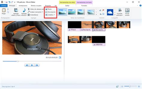tutorial como usar windows movie maker tutorial de windows movie maker rocky bytes