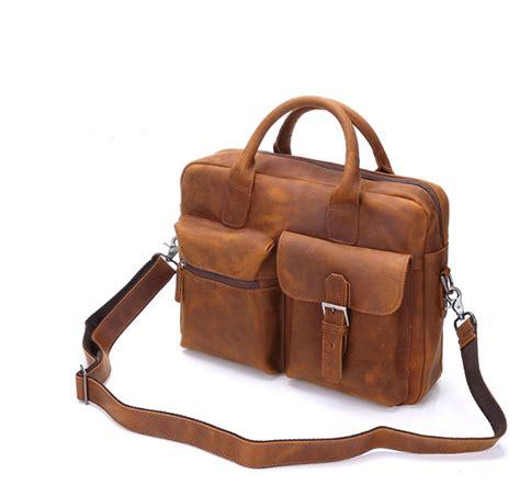 Tidog Business Handbag Mens Bags Leisure Shoulder Briefcase T buy genuine leather handbag shoulder leisure s bag