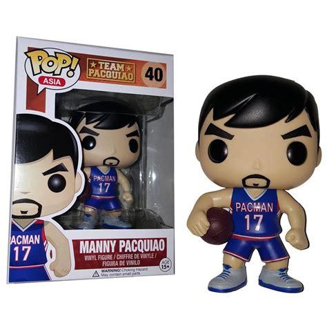 Funko Pop Asia Manny Pacquiao Boxer Coachplayer Exclusive funko pop fugitive toys