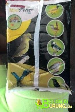 Harga Pakan Burung Topsong topsong mini pelet belanjaburung