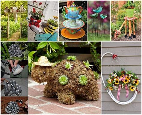 cute backyard ideas 10 cute garden accent ideas you will admire