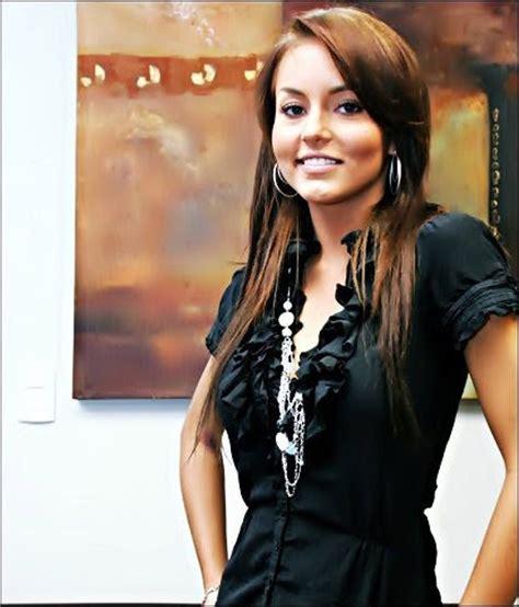 fotos y biografia de angelique boyer fotos de angelique boyer telenovela tv series