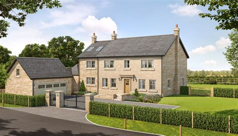 Providence House by Find A New Build Home In With Park Homes