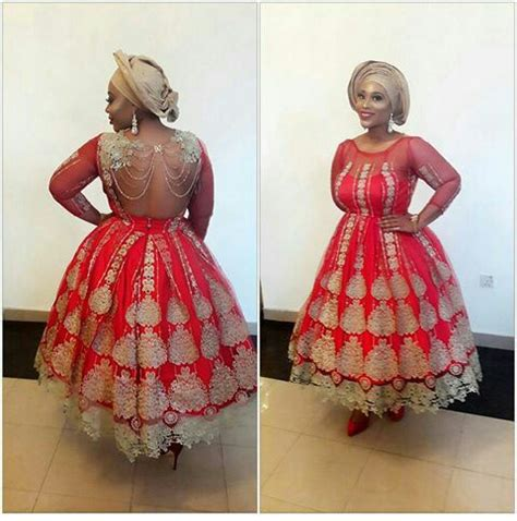 asoebi lace designs step up your aso ebi styles with this trending lace