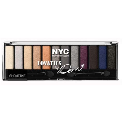 Cheap Home Decor Nyc by Nyc Lovatics By Demi Eye Palette 010 Showtime 16 G 163 2 25