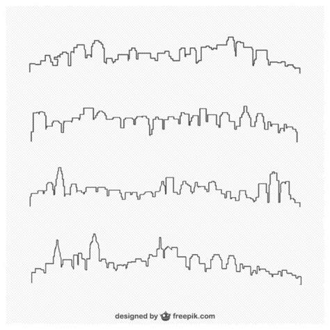 imagenes de vectores lineales conjunto de vectores lineales descargar vectores gratis