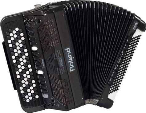 fisarmonica roland fr   bassi cromatica  su mercatino musicale  fisarmoniche