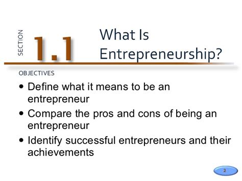 Pros And Cons Of Accelerated Mba introduction to entrepreneurship