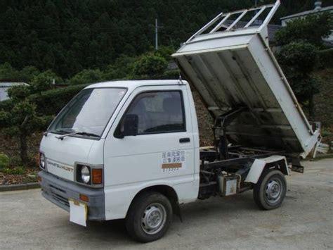 daihatsu hijet truck dump 4wd 1988 used for sale