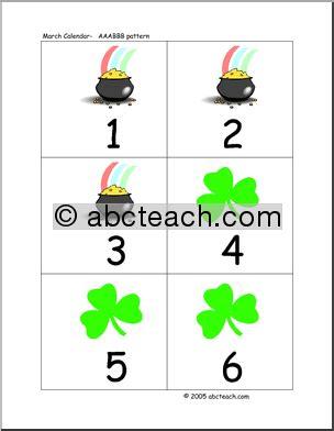 printable number line bulletin board 7 best images of free printable march calendar number