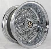 Lowrider Wire Wheels