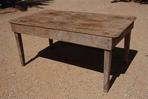 1920 s home made kitchen table stalking cat antiques