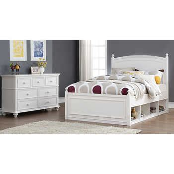 Double Drawer Dresser by Kids Beds Costco