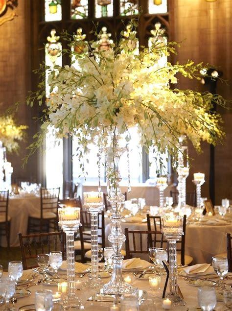 white wedding centerpieces wedding flowers inside weddings
