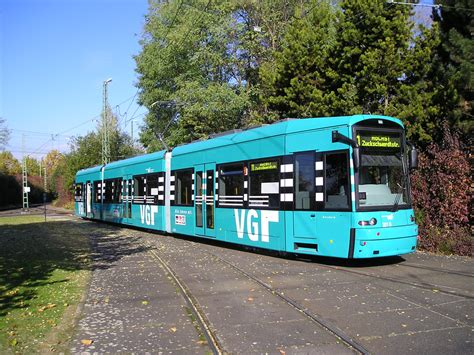 s wagen der s wagen verkehrsgesellschaft frankfurt am mbh