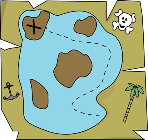 clipart map treasure map clipart www pixshark images galleries