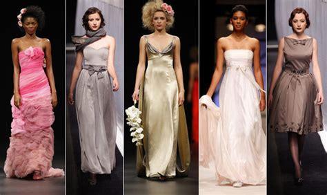 Wedding Bells At Metro Fm by David Tlale Wedding Gowns Insured Fashion