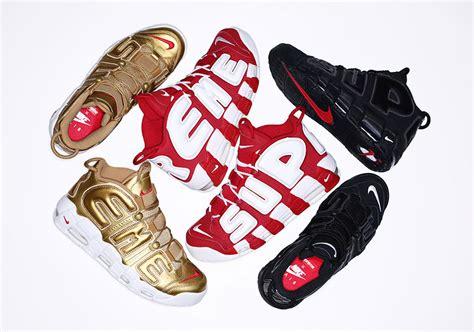 Harga Nike X Supreme Uptempo supreme nike uptempo suptempo release date sneakernews