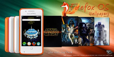 firefox themes star wars firefox os wallpaper star wars day pack by quen quen on