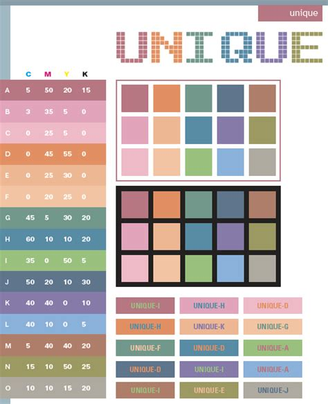 creative color schemes unique color schemes color combinations color palettes
