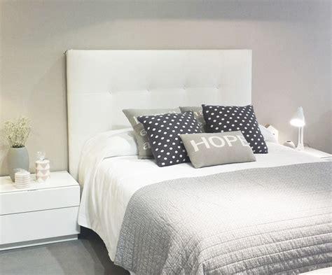 cabecero cama de tela de cabecero capiton 233 camas cabeceros dormitorios kenay home