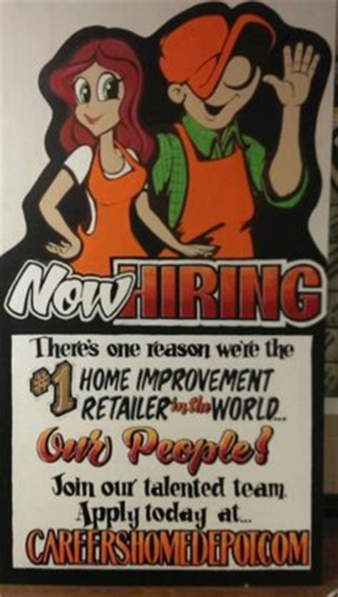 1000 images about home depot signs on home