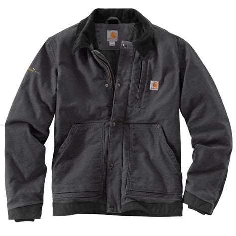 Rugged Mens Jacket by Carhartt S Swing Rugged Flex 174 Jacket Academy