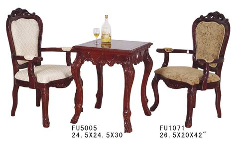 china coffee table and chair china solid wood craft