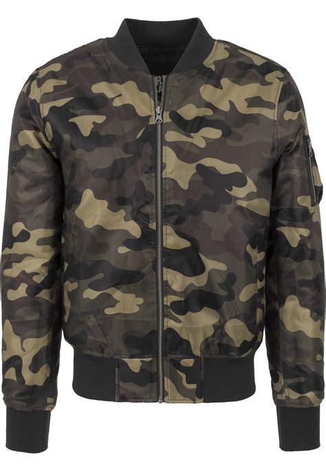 design camo jacket urban classics camo basic men bomber jacket camouflage