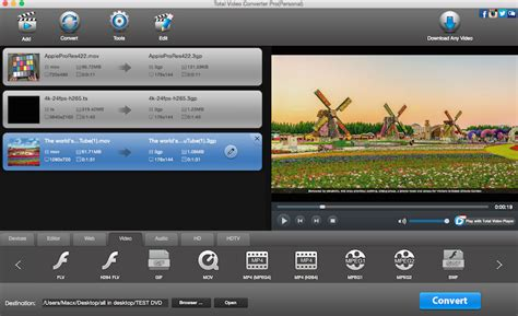 effectmatrix complete solution for video conversion on download etinysoft total video converter mac much more