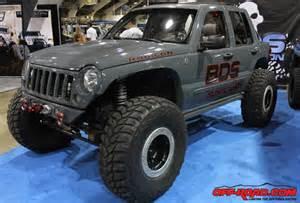 Jeep Liberty Road Parts Jeep Liberty Bds Suspension Road Expo 10 7 13