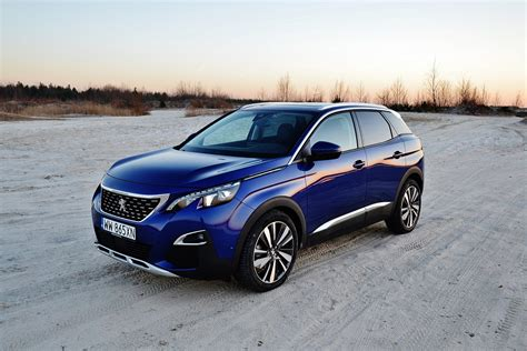 peugeot car of the year peugeot 3008 zwycięzca car of the year 2017 namasce