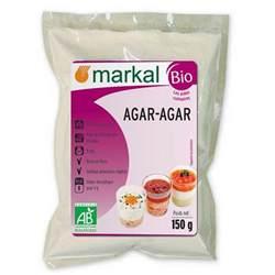 agar agar en poudre bio 150 g markal achat en ligne