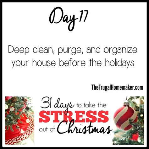 organize day clean purge and organize your house day 17 of 31