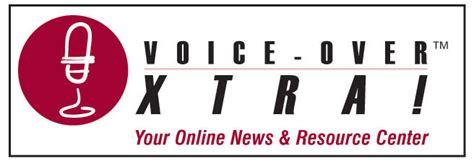 voice over resources voiceoverxtra voice 2014 convention start grow voice