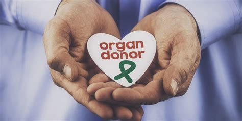 organ donor i became an organ donor after losing my son to kidney