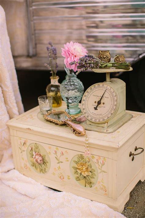 bohemian vintage decor wedding inspiration