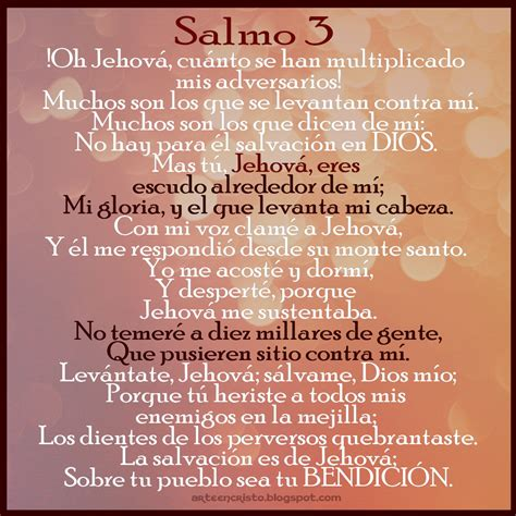 libro de los salmos caminando con jesus related keywords suggestions for salmo 3