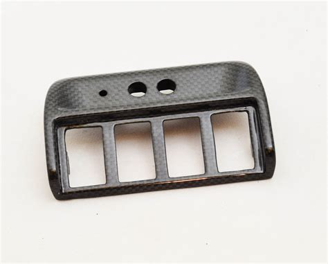 360 carbon fiber 360 carbon fiber left dashboard switch plate