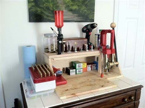 diy reloading bench official reloading bench picture thread now with 100