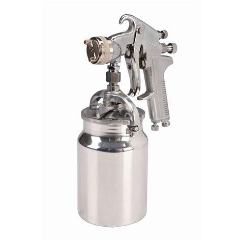 spray painter port kennedy 32 oz automotive siphon feed air spray gun