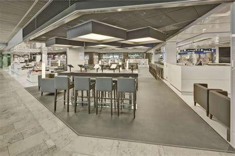 design cafe zürich ssp partners media group nzz in zurich airport cafe