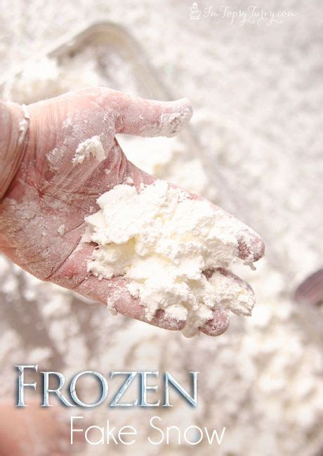 best fake snow 1000 images about and corn starch on snow best